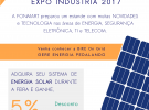 A Fonmart estará na Expo Indústria 2017