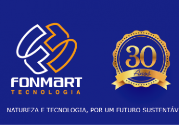 Fonmart Tecnologia 30 Anos